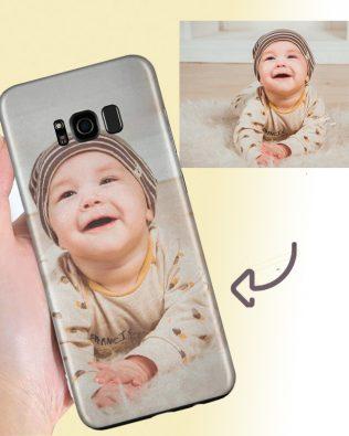Samsung S8 Custom Phone Case Matte