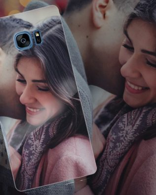 Samsung S7 Edge Custom Photo Phone Case Glass