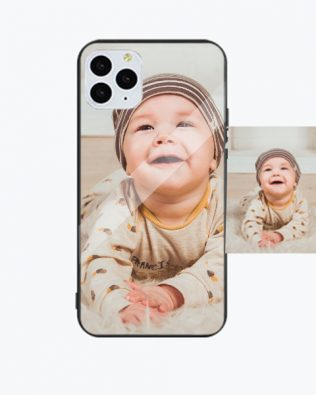 Iphone 11 Pro Custom Photo Phone Case Glass