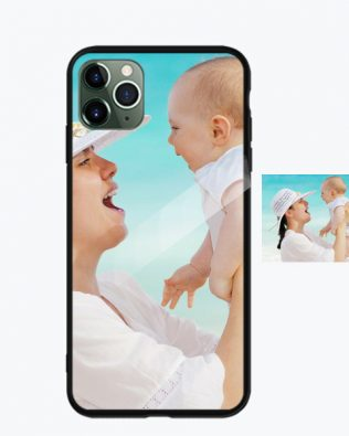 Iphone 11 Pro Max Custom Photo Phone Case Glass