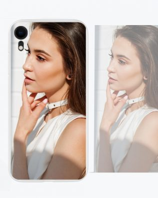Iphone XR Custom Photo Phone Case Matte