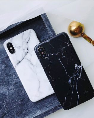 Marble Lighting Phone Case