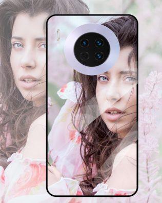 Huawei Custom Photo Phone Case Glass