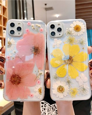 Floral Daisy Phone Case