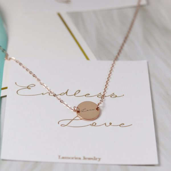 Dics Name Necklace 1
