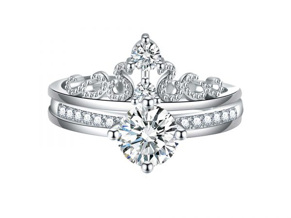 Crown combination ring