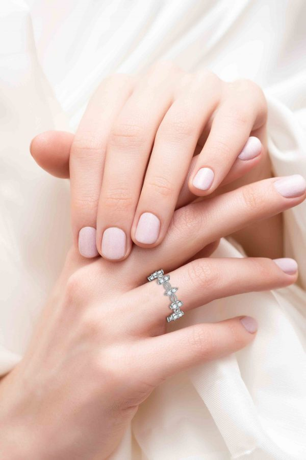 Hollow Promise Ring Model