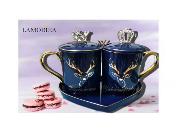 King and Queen Mugs 2