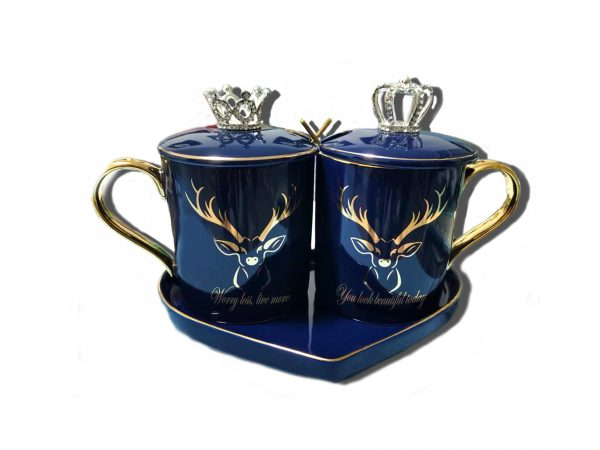 King and Queen Mugs 6
