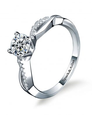 North Star Promise Ring