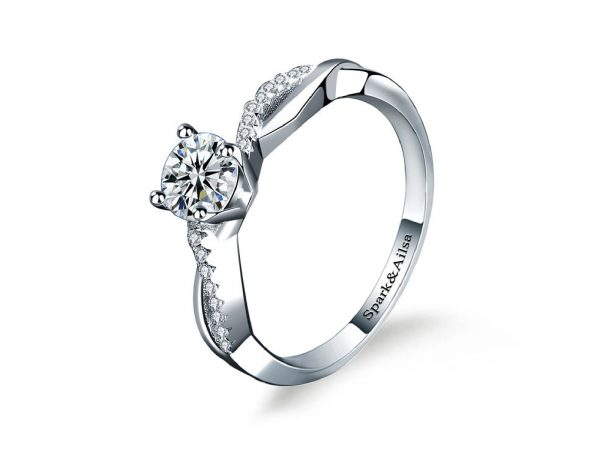 North Star Promise Ring 1