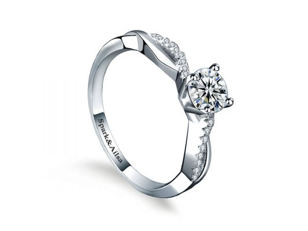 North Star Promise Ring 2