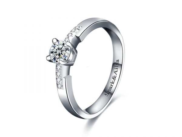 Star Light Promise Ring 1