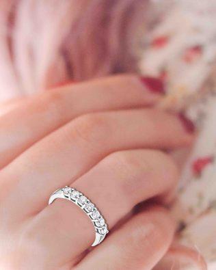 Organ Engagement Ring