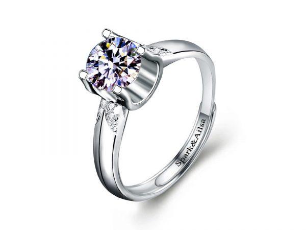 Simple Love Ring