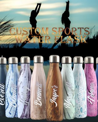 Custom Sports Water Flask