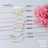 name pendant, name necklace,custom engraved name