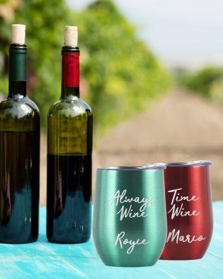 Custom 12oz Wine Tumbler